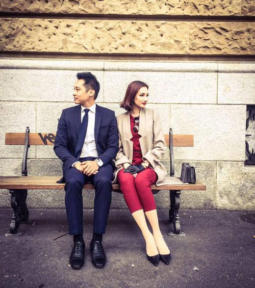 Facebook sao 19/3: Phan Hiển khoe con trai cưng - 5