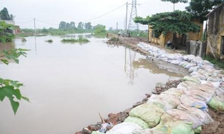 Hà Nội đề xuất thêm gần 630 tỷ đồng nạo vét sông Nhuệ - 1