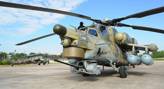Trực thăng chiến đấu mới của Nga đang được VN để mắt - 1