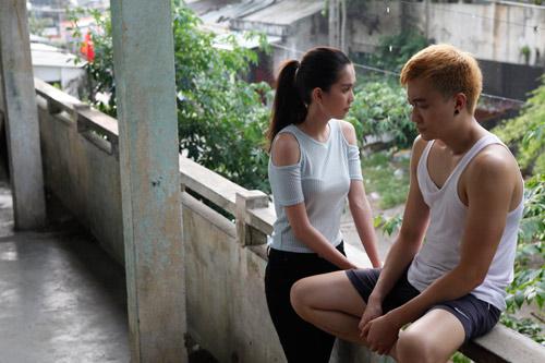Ngọc Trinh tiết lộ mối quan hệ với Vũ Khắc Tiệp trong phim - 1