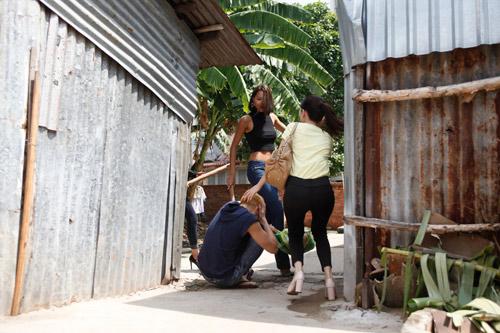 Ngọc Trinh tiết lộ mối quan hệ với Vũ Khắc Tiệp trong phim - 3