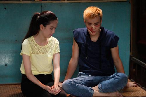 Ngọc Trinh tiết lộ mối quan hệ với Vũ Khắc Tiệp trong phim - 5