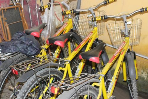 """Xe đạp tuần tra của CSTT: Nơi hữu dụng, chỗ """"đắp chiếu"""" - 2"""