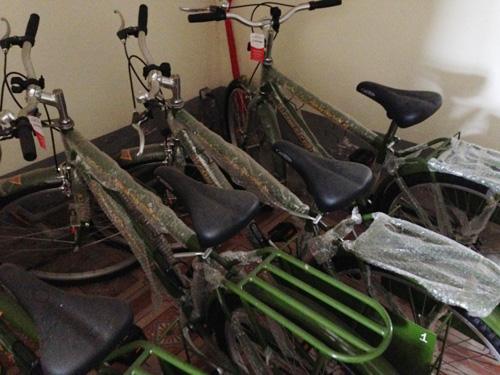 """Xe đạp tuần tra của CSTT: Nơi hữu dụng, chỗ """"đắp chiếu"""" - 1"""