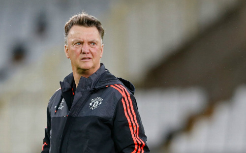 Van Gaal sợ MU không thắng Man City hơn bị sa thải - 1