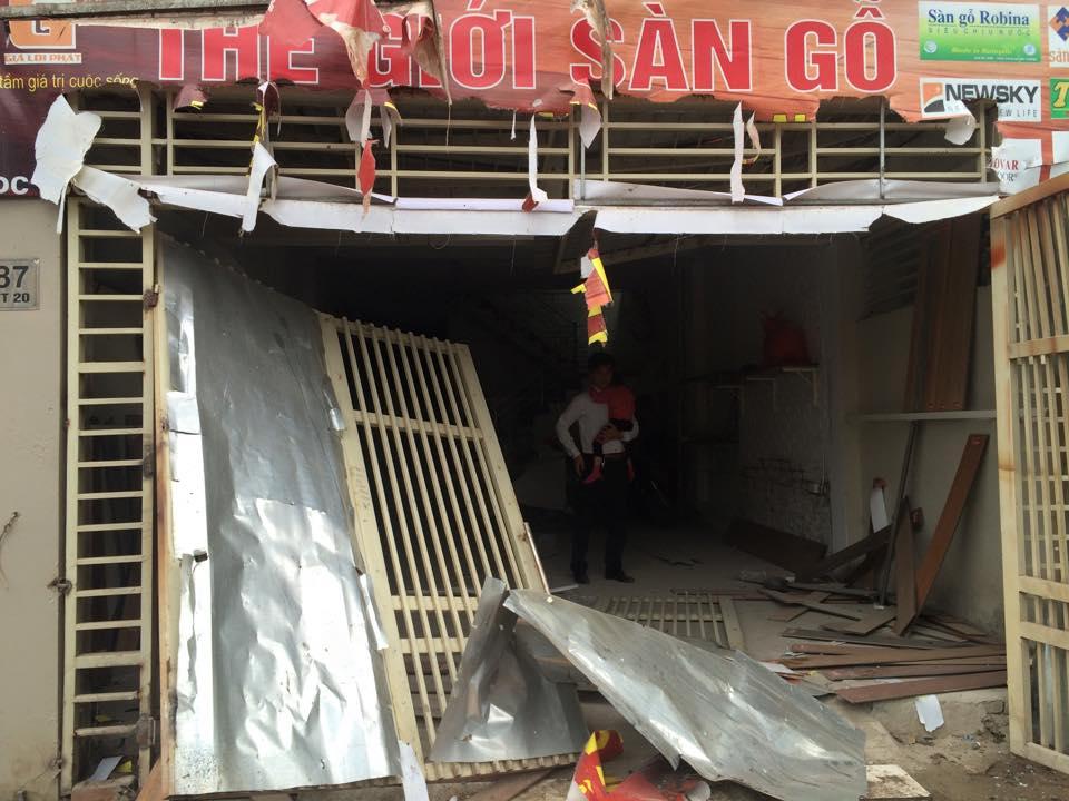 Nổ lớn tại KĐT Văn Phú-Hà Đông, nhiều người thương vong - 18