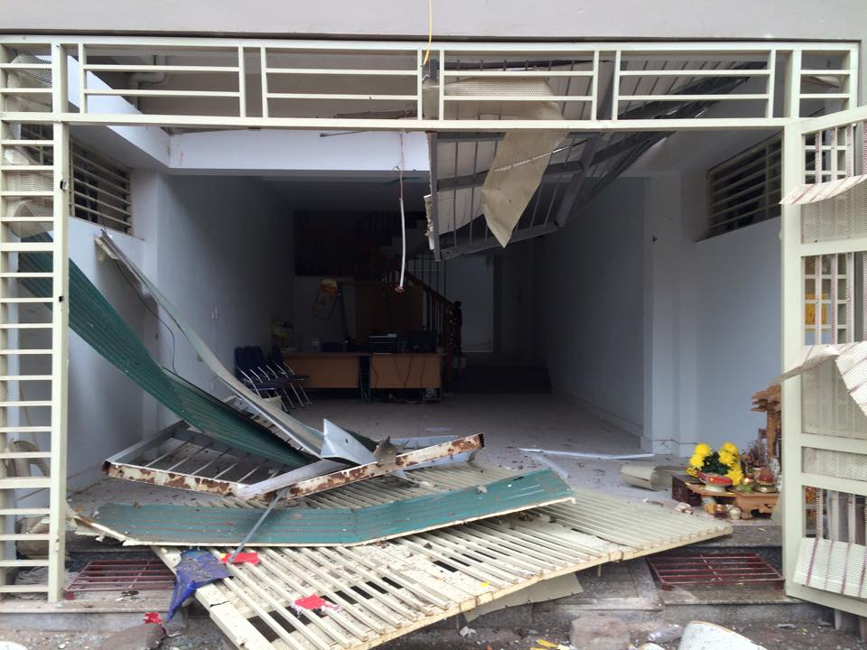 Nổ lớn tại KĐT Văn Phú-Hà Đông, nhiều người thương vong - 17
