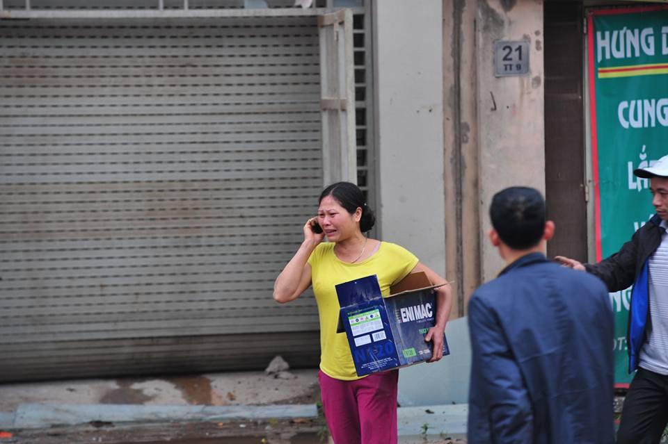 Nổ lớn tại KĐT Văn Phú-Hà Đông, nhiều người thương vong - 13