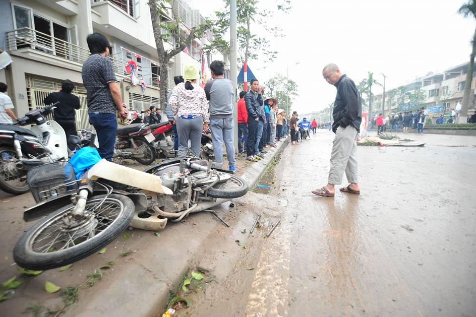 Nổ lớn tại KĐT Văn Phú-Hà Đông, nhiều người thương vong - 12