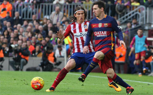 """Thiên tài Messi: """"Hung thần"""" 8 đời thủ môn Atletico - 1"""