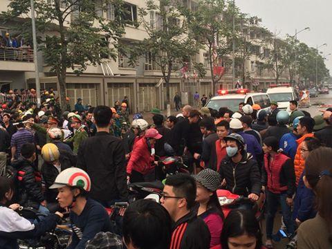 Vụ nổ Gas ở Hà Đông làm ít nhất 5 người chết - 5