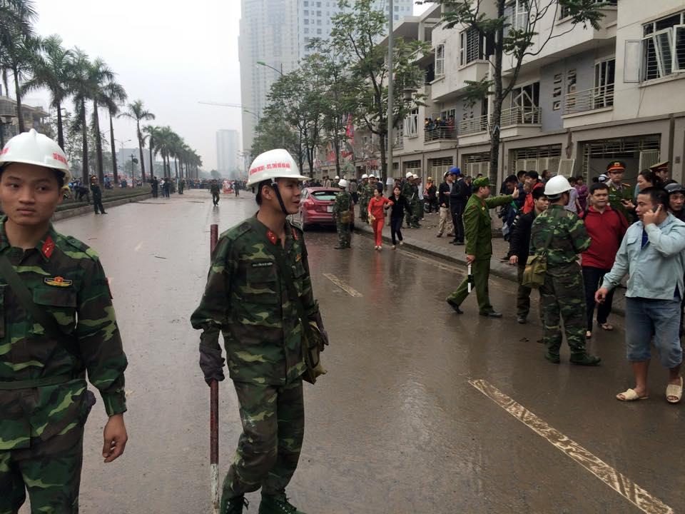 Cập nhật tin mới nhất về vụ nổ lớn ở Hà Nội - 7