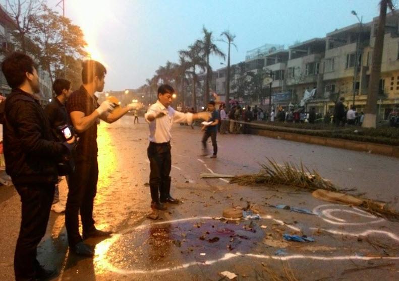 Vụ nổ lớn ở khu đô thị Văn Phú Hà Đông Hà Nội - 8
