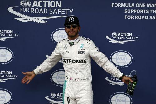 Phân hạng Australian GP – Pole thứ 50 cho Hamilton - 1
