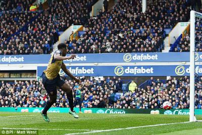 Chi tiết Everton – Arsenal: Công dã tràng (KT) - 3