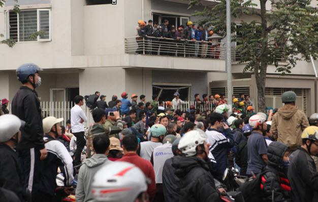 Hiện trường tan hoang sau vụ nổ khủng khiếp ở Văn Phú-Hà Đông - 13