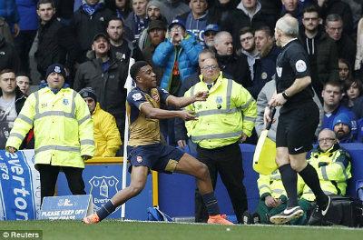 Chi tiết Everton – Arsenal: Công dã tràng (KT) - 7