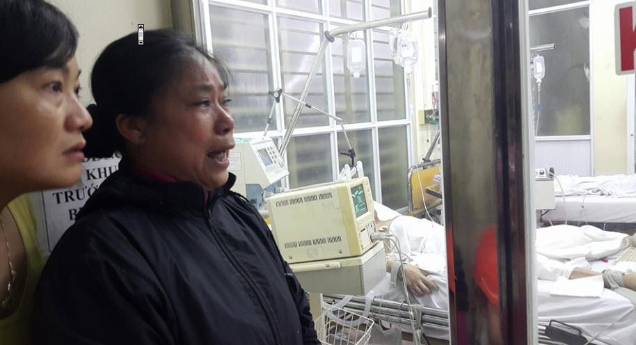 """Vụ nổ lớn ở Văn Phú: """"Con thơ dại đang đợi mẹ ở nhà"""" - 2"""