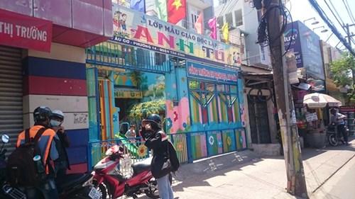 Mẹ giằng lại con trên tay tên cướp giữa đường Sài Gòn - 2