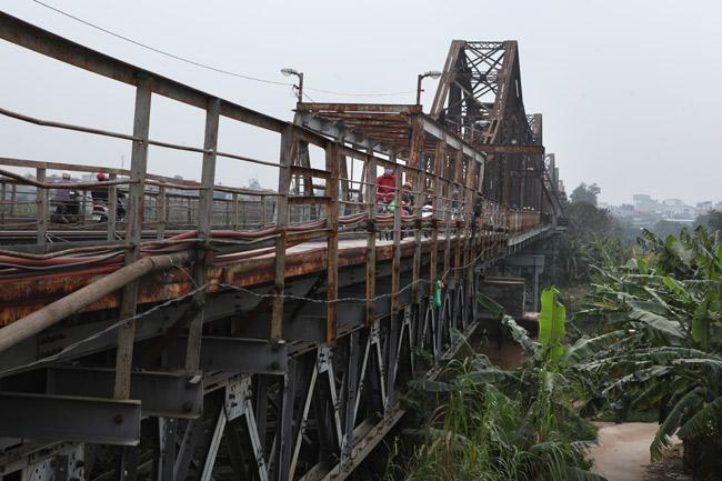 Ảnh: Cầu Long Biên sau đợt trùng tu lớn nhất lịch sử - 3