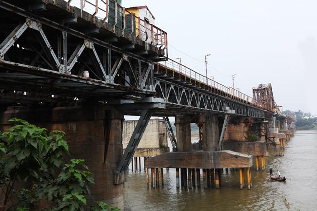 Ảnh: Cầu Long Biên sau đợt trùng tu lớn nhất lịch sử - 5