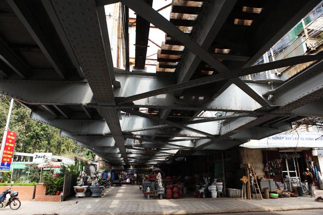 Ảnh: Cầu Long Biên sau đợt trùng tu lớn nhất lịch sử - 12