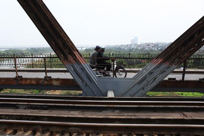Ảnh: Cầu Long Biên sau đợt trùng tu lớn nhất lịch sử - 9