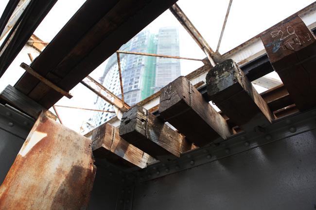 Ảnh: Cầu Long Biên sau đợt trùng tu lớn nhất lịch sử - 8
