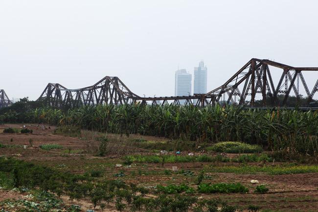 Ảnh: Cầu Long Biên sau đợt trùng tu lớn nhất lịch sử - 14