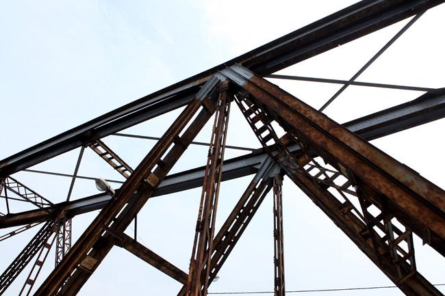 Ảnh: Cầu Long Biên sau đợt trùng tu lớn nhất lịch sử - 10