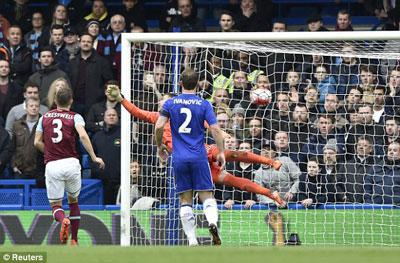 Chi tiết Chelsea - West Ham: Nỗ lực được đền đáp (KT) - 6