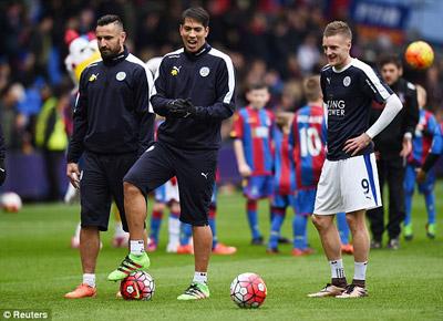 Chi tiết C.Palace - Leicester: Vận may ngoảnh mặt (KT) - 4