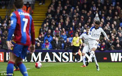 Chi tiết C.Palace - Leicester: Vận may ngoảnh mặt (KT) - 6