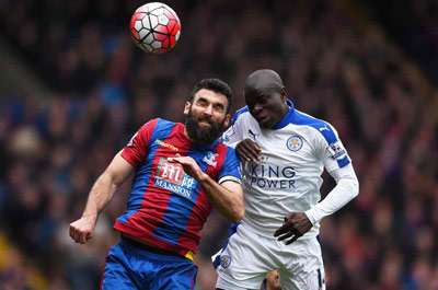 Chi tiết C.Palace - Leicester: Vận may ngoảnh mặt (KT) - 5