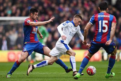 Chi tiết C.Palace - Leicester: Vận may ngoảnh mặt (KT) - 7