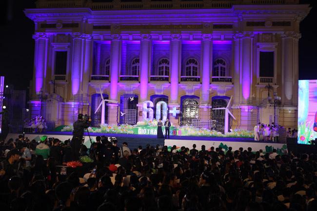 Hà Nội, Sài Gòn tắt đèn hưởng ứng Giờ trái đất 2016 - 1
