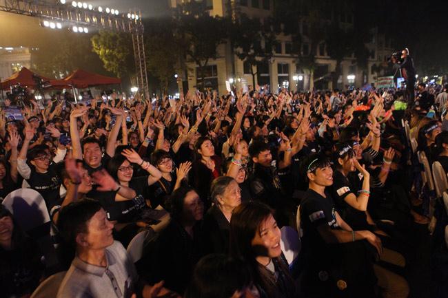 Hà Nội, Sài Gòn tắt đèn hưởng ứng Giờ trái đất 2016 - 3