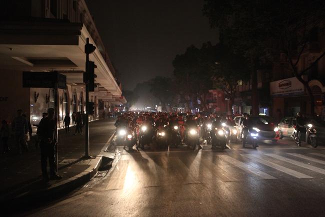 Hà Nội, Sài Gòn tắt đèn hưởng ứng Giờ trái đất 2016 - 9