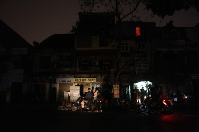 Hà Nội, Sài Gòn tắt đèn hưởng ứng Giờ trái đất 2016 - 11