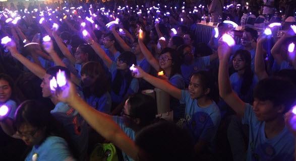 Hà Nội, Sài Gòn tắt đèn hưởng ứng Giờ trái đất 2016 - 13