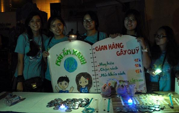 Hà Nội, Sài Gòn tắt đèn hưởng ứng Giờ trái đất 2016 - 15