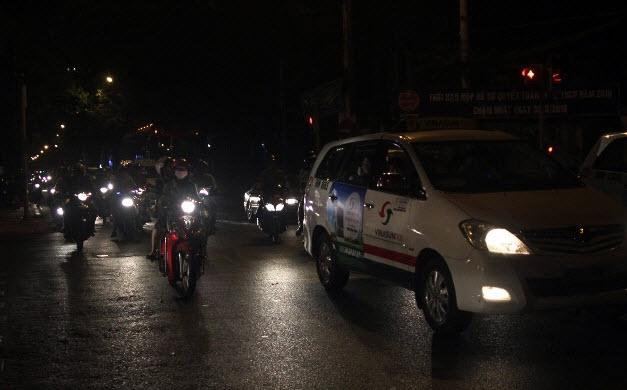 Hà Nội, Sài Gòn tắt đèn hưởng ứng Giờ trái đất 2016 - 16