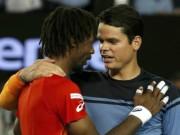 """Thể thao - Indian Wells ngày 9: Raonic hạ gục """"Gã điên"""""""