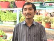 Video An ninh - Anh nông dân Sài Gòn trồng rau bằng Smartphone