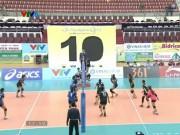 Thể thao - Bóng chuyền nữ: Giang Tô hạ chủ giải (Cup VTV Bình Điền)