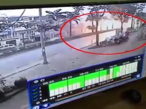 Tin tức trong ngày - Clip camera ghi lại giây phút nổ lớn ở KĐT Văn Phú