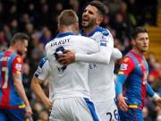 Bóng đá - Chi tiết C.Palace - Leicester: Vận may ngoảnh mặt (KT)