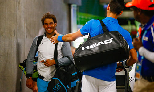 Chi tiết Djokovic - Nadal: Set 2 nhàn hạ (KT) - 7