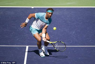 Chi tiết Djokovic - Nadal: Set 2 nhàn hạ (KT) - 3