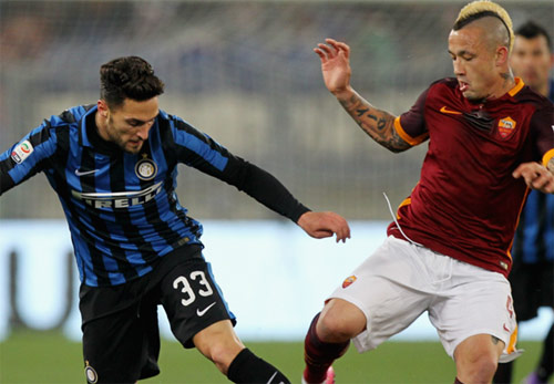 AS Roma - Inter: Đau đầu với hàng công - 1